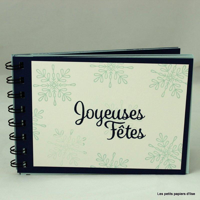 Photo du mini album de mon calendrier de l'avent