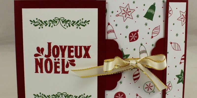 Photo du mini album de noël