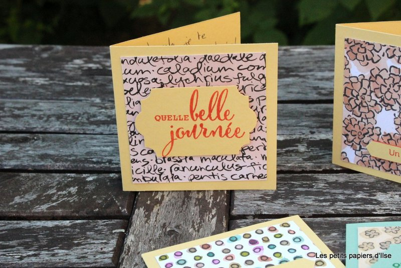 Photo des cartes à bonheur partagez ce que vous aimez