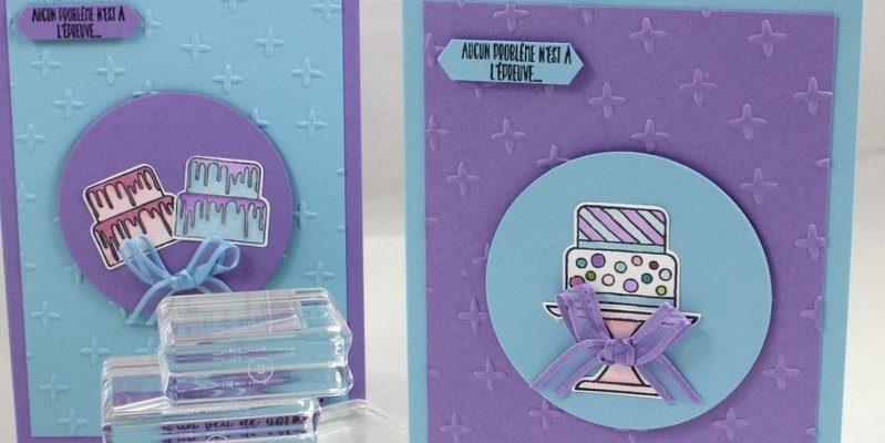 Photo des cartes SUCT42 bingo créatif
