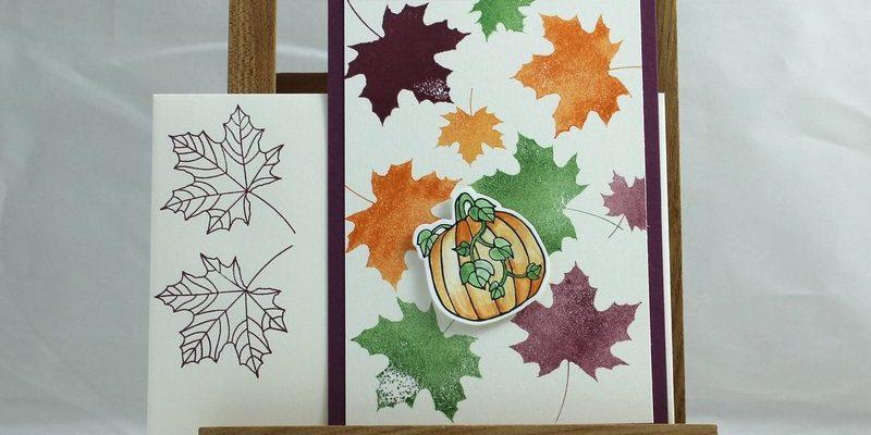 Photo de l'invitation potiron de l'automne
