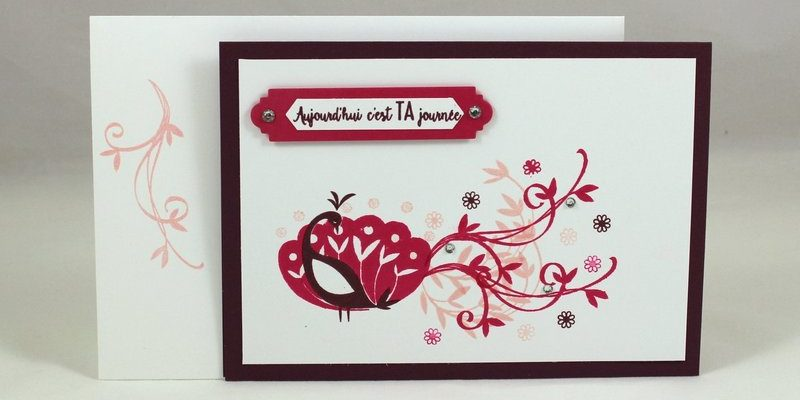 Photo du blog hop des Stampin'girls