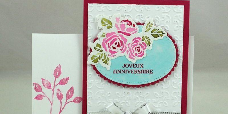 Photo de la carte d'anniversaire à l'aquarelle facile