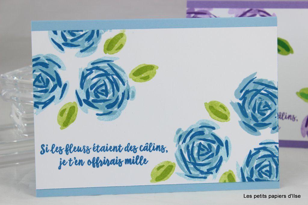 Détail de la carte SUCT48 bonne fête maman