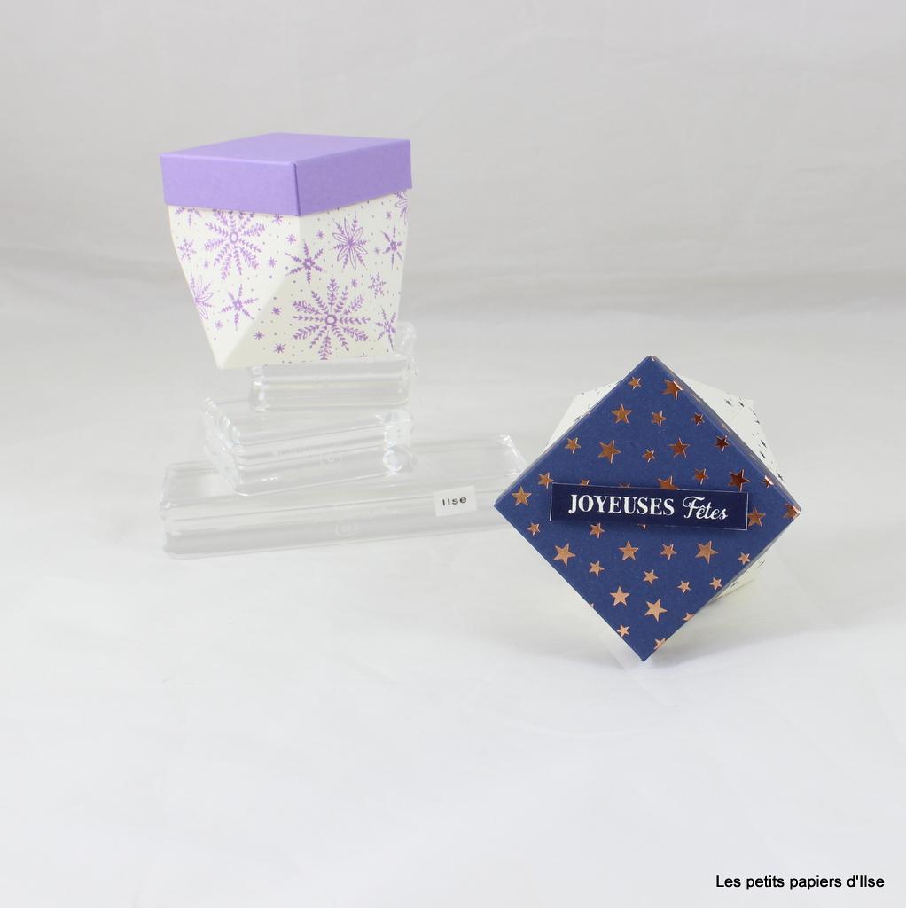 Photo de la boite diamant