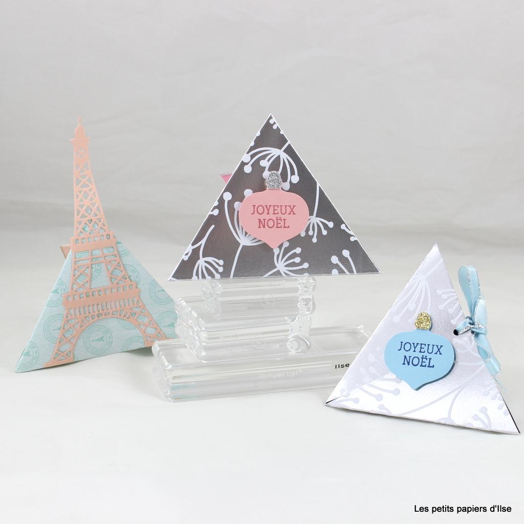 Photo de la boite pyramide