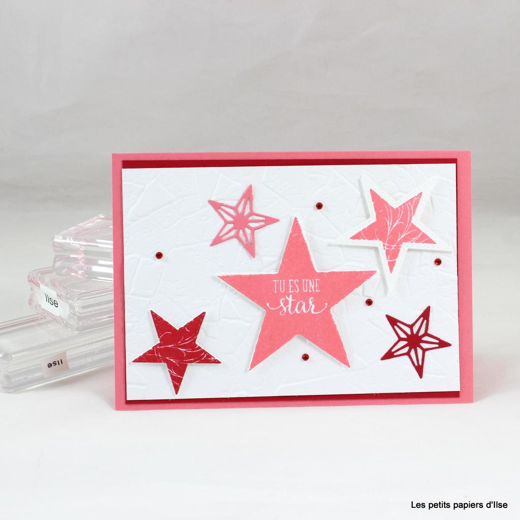Photo de la carte SUCT63 étoiles