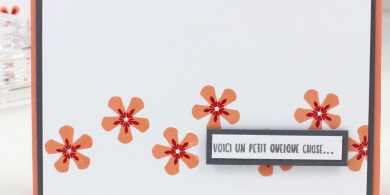 Photo de la carte facile petite fleur