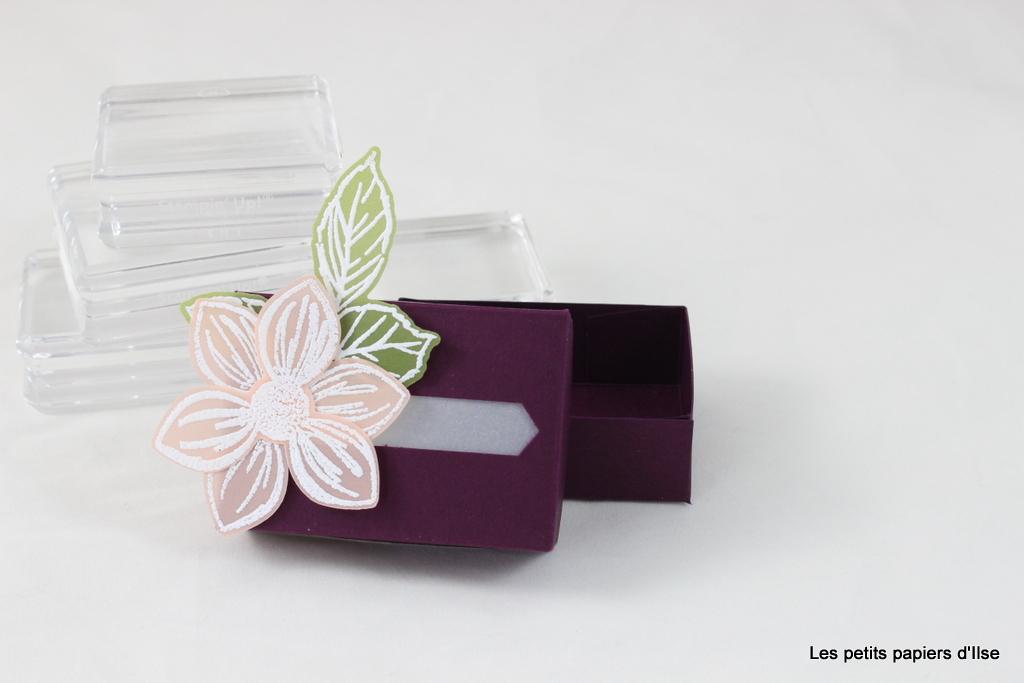 Photo de la mini-boite à fenêtre ouverte