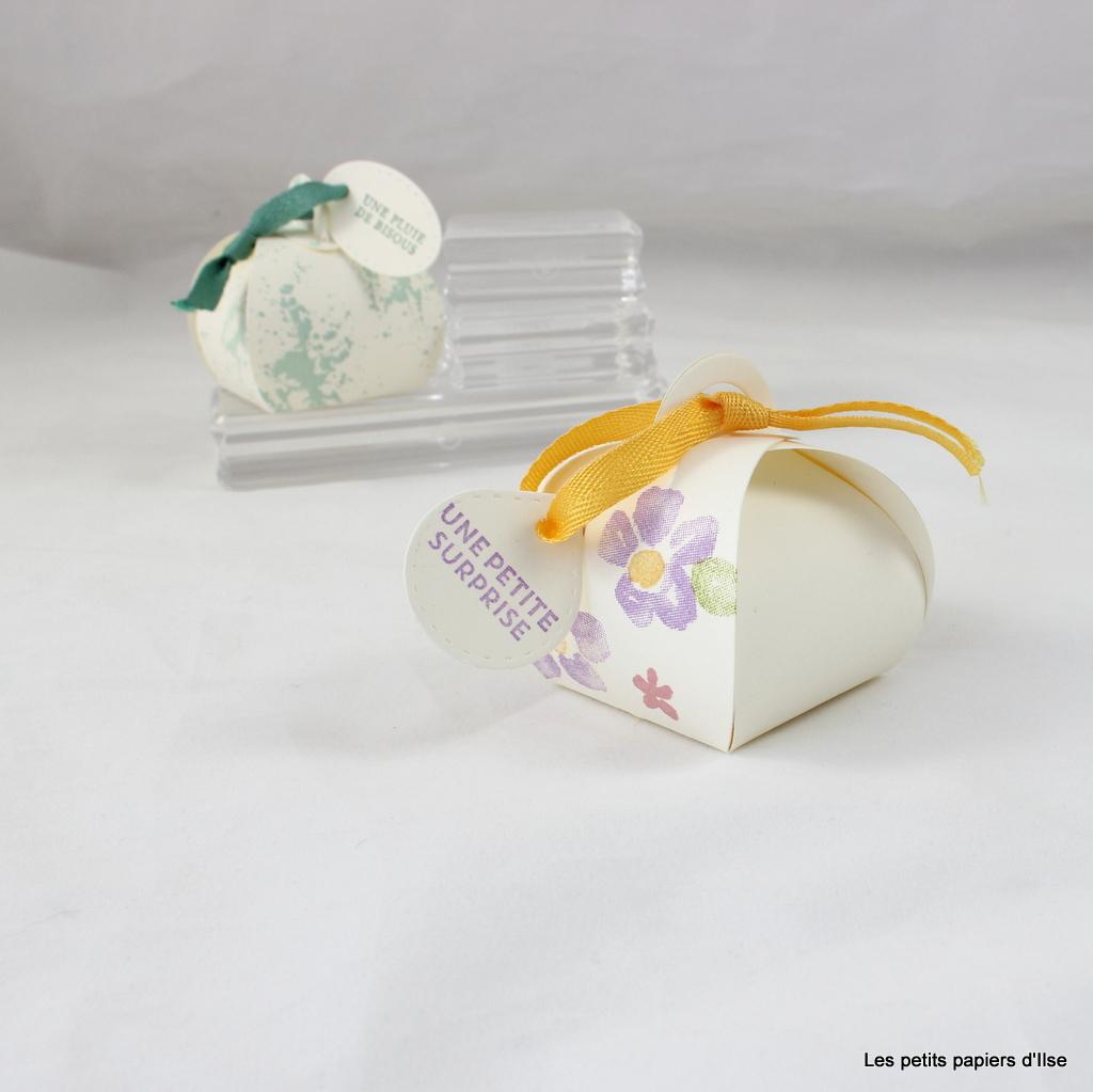 Photo des boites à trésor mignonnes