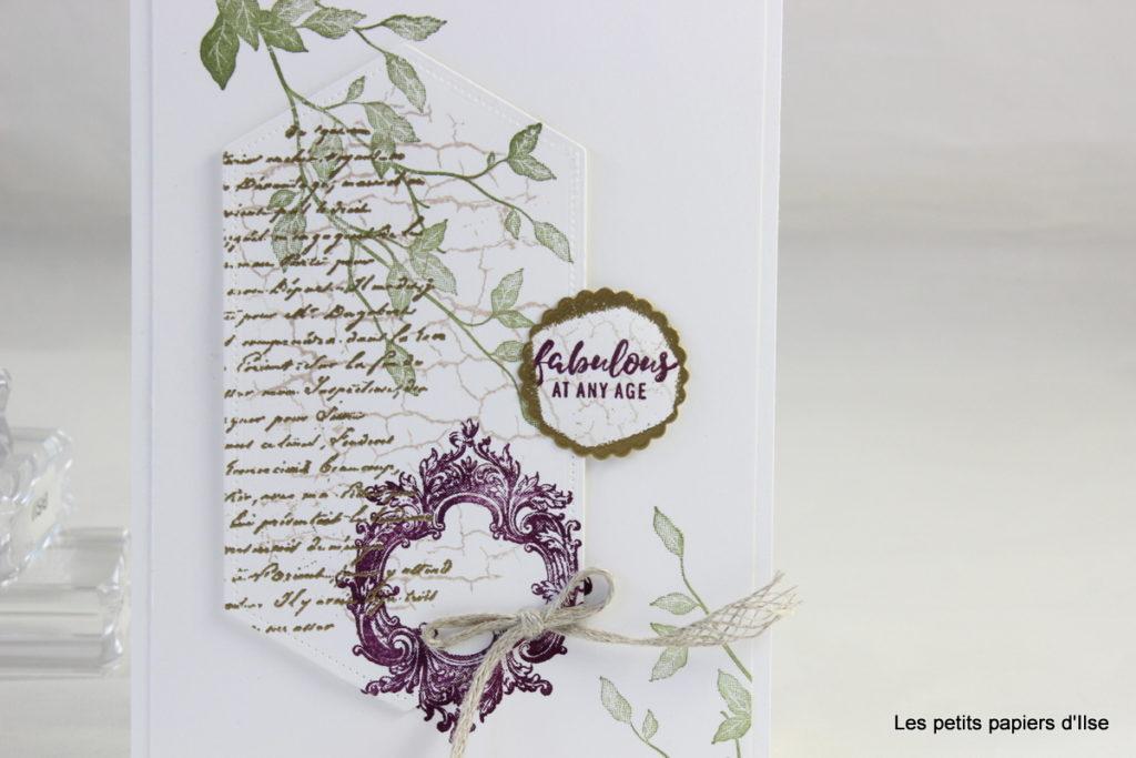 Détail de la carte très Versailles