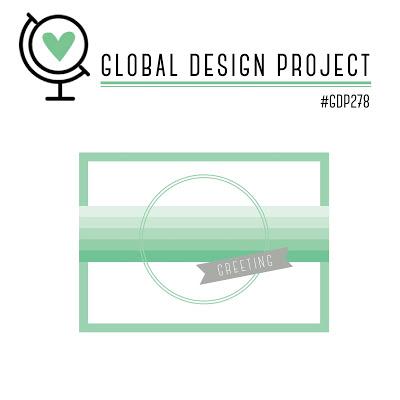 Le sketch du Global design Project 278