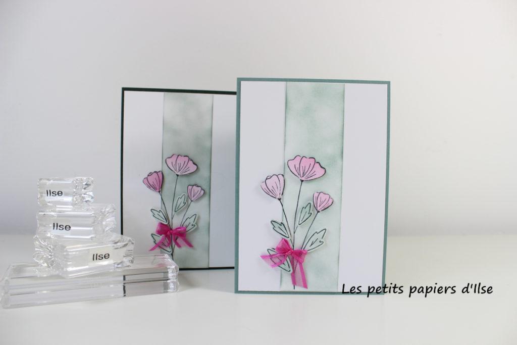 D'autres couleurs de ma série des mille mercis fleuris